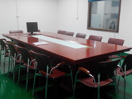 信华点胶机会议室